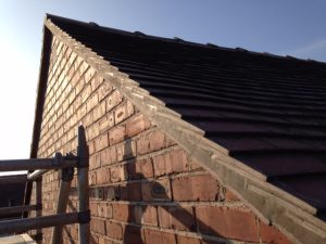 Cement Verge To Rosemary Roof Hyde Roofing